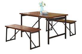 carter folding table 2 benches