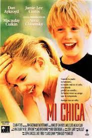 Mi chica (1991) [Latino]