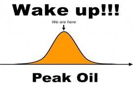 ¡No hay más petroleo y cada vez hay mas consumo!