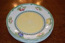 pig dinnerware sets 5 villeroy boch china french garden fleurence