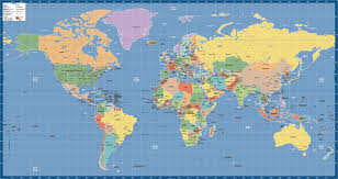 World Time Zones Map by World Map Us Time Zone Miller Map Creative Force