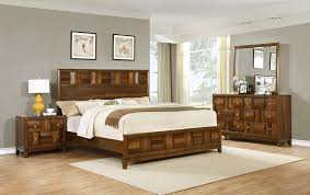 Walnut Furniture Bedroom by Roundhill Furniture Calais Solid Wood Bedroom Set Review
