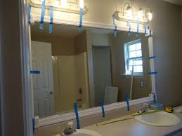 bathroom mirror frame ideas with bathroom mirror popular image 5