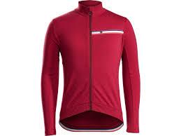 red cycling jacket cycling apparel trek bikes