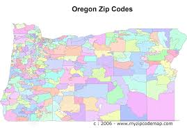 Toledo Ohio Zip Code Map by Oregon Zip Code Maps Free Oregon Zip Code Maps