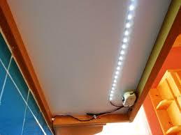 Kitchen Cabinet Lighting Led Elegant Strip Led Kitchen Lighting With Led Lights Under