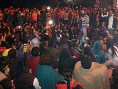 Jnu  Latest News  Photos  Videos on Jnu   NDTV COM JNU Students Demand UGC To Revoke Its Admission Notification