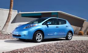 nissan leaf vs chevy bolt tesla aside used electric car resale values are tanking car and