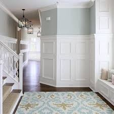 Best  Wainscoting Hallway Ideas On Pinterest Benjamin Moore - Bedroom wainscoting ideas