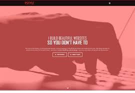 the best new portfolio sites january 2016 webdesigner depot