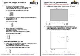 N  L      Skills Workshop Skills Workshop    very useful multiple choice  topic based Functional Maths questions  Covers scale drawings  ruler required   ratios and direct proportion