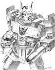 Sketch Please » Redesign Transformers' Megatron
