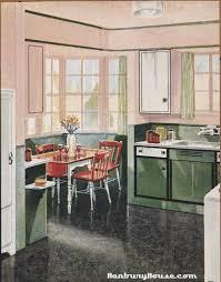 Retro Kitchens 691 Best The Retro Kitchen Images On Pinterest Retro Kitchens