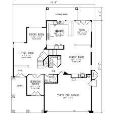 mediterranean style house plan 5 beds 3 00 baths 3036 sq ft plan