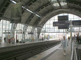Berlin Alexanderplatz station