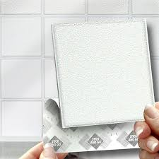 18 white effect wall tiles 2mm thick and solid self adhesive 819 mzyggol sl1500 jpg