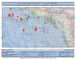 Los Angeles County Map by Marine Protected Areas Los Angeles County Fire Department