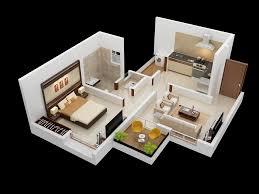 apartment one bedroom studio apartment interior design with white