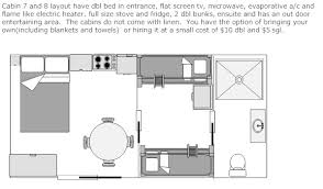 Caravan Floor Plan Layouts Buronga Riverside Caravan Park Floor Plans