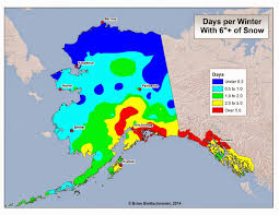 Juneau Alaska Map by Deep Cold Interior And Northern Alaska Weather U0026 Climate