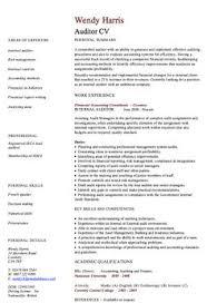 Internal Auditor Resume Sample   http   resumesdesign com internal auditor