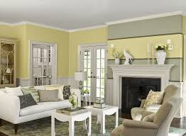 Soft Elegant Living Room Color Schemes