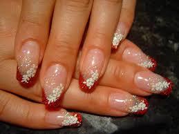 bridal nail art for short nails style samba