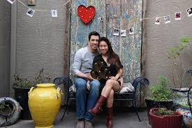 How To Get On Property Brothers by They U0027re Engaged How Property Brothers U0027 Drew Scott And Linda Phan Met