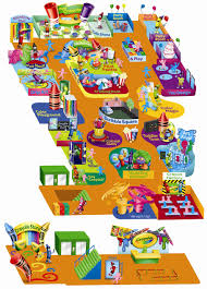 Map Of Downtown Disney Orlando by Venues Vip Dine 4less Card