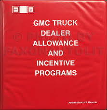 1987 gmc repair shop manual original pickup jimmy suburban van