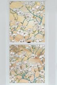 stained glass door film stained glass window film for privacy does strip off easily