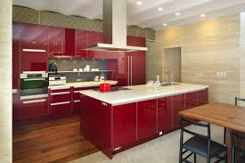Poggenpohl Kitchen Cabinets Contemporary Kitchen Wooden Island Lacquered Sophisticated