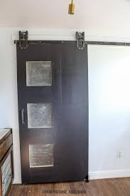 Diy Barn Doors by How To Decide Diy Barn Door Hardware Or Purchase Hardware