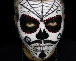 The 15 Best Sugar Skull Makeup Looks For Halloween Halloween by Day Of The Dead Diy Sugar Skull Halloween Look With Rick Baker