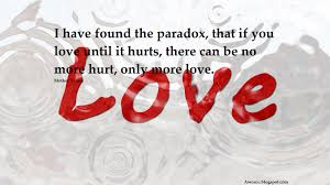 Mother Teresa Quotes On Love by Mother Teresa Iconic Quotes About The Relation Between Love And