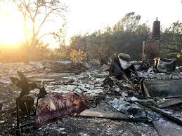 Willow Wildfire California by 100 Structures Destroyed By Yuba County Wildfire