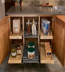 kitchen kitchen cabinet spice rack in lovely innovative pull out