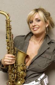 Candy Dulfer earned a  million dollar salary - leaving the net worth at 0.8 million in 2017