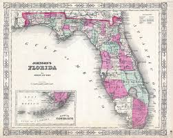 Large Map Of Florida by List Of Shipwrecks Of Florida Wikipedia