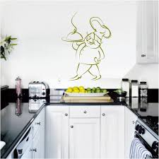 kitchen border wall decals high style wall decals wall decals french chef