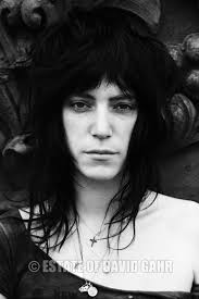 Patti Smith and Sam Shepard: I stopped in on the poet Patti Smith in 1971 in ... - 46-patti-smith-r6748-36aedit