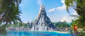 Orlando Universal Studios Map by Universal U0027s Volcano Bay Water Theme Park Universal Orlando Resort