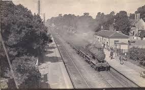 Steventon railway station