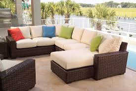 Patio Furniture Set Patio Appealing Wicker Patio Furniture Sets Clearance Wicker