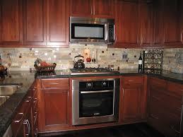 Slate Kitchen Backsplash Interior Wonderful Tiled Kitchen Countertops E Designs Image Of