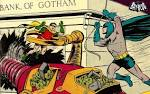 BATMAN WALLPAPERS made res scans vintage (batman robin batgirl wallpaper silver age WALLPAPERS made res scans vintage aflam maziiiiiiiiiiiiiiiiika blogspot 1440x900)