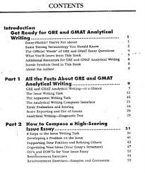 Latest Gre Analytical WritingThe World of Writings   The World of