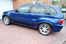 Bmw X5 E53 - blog bmw x5 e53 with front and rear pb brakes