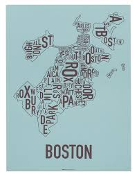 Map Of Boston Neighborhoods by Boston Neighborhood Map 18