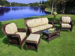 Modern Outdoor Chairs Plastic Furniture Wonderful Outdoor Wicker Patio Furniture With Green